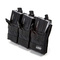 Triple Double Layer Open-Top M4 Mag Pouch