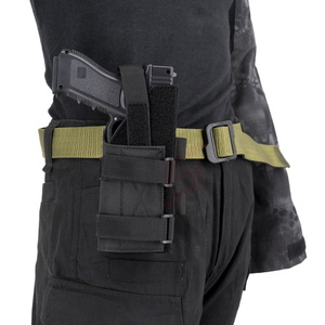 Tactical Pistol Holster with Flashlight Magic Pouch
