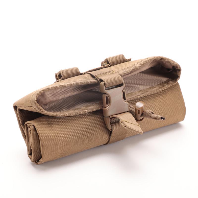 Bolsa de volcado de revista enrollable