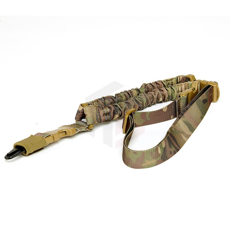 Adjustable Bungee Rifle Sling Gun Strap Tactical One Single Point Gun Sling