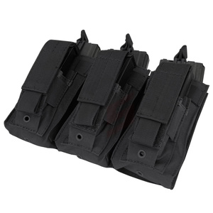 M4 and Pistol Mag Pouch Tactical Molle Triple Magazine Pouches