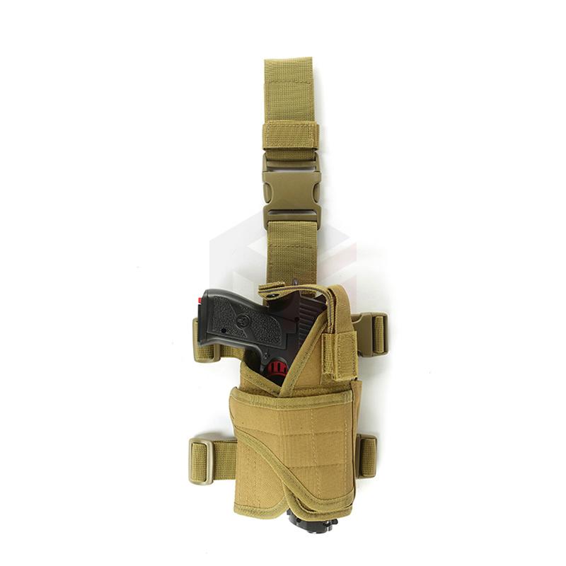 Engranaje militar de Airsoft Paintball Tactical Derecha / Izquierda Pistola Pistola Pistola