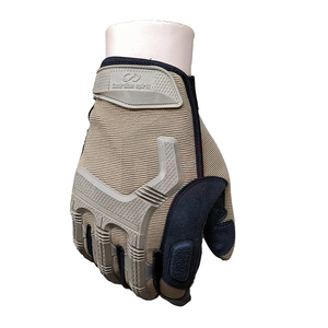 Hight quality durable touch screen climbing sport army military tactical gloves