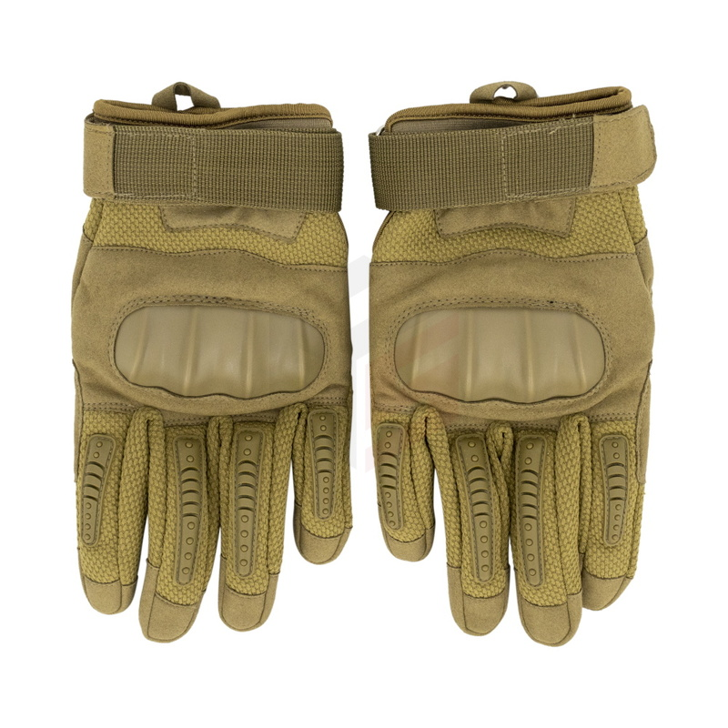 Best quality tactical gloves green tan black