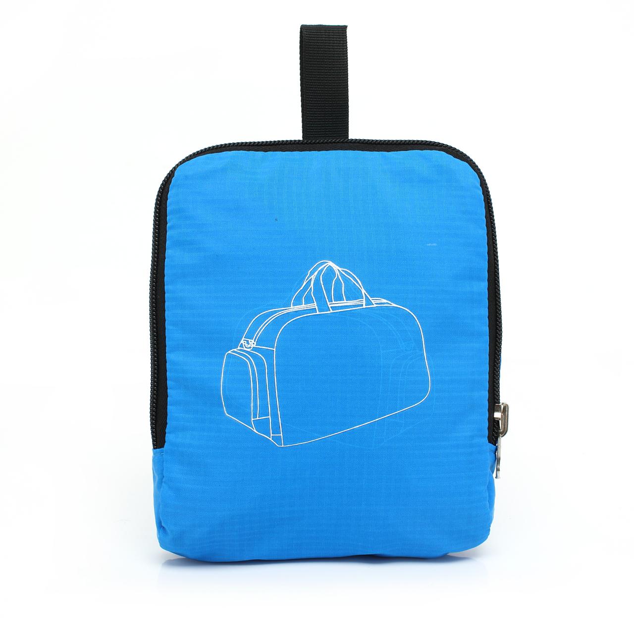 炫彩輕便折疊旅行袋