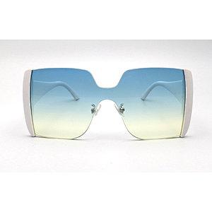 DTBG680 Square shape oversize thick fashion sunglasses
