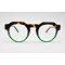 DTYN043 Round shape fashion acetate optical frame glasses