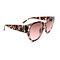 DTX9076 Cateye fashion sunglasses
