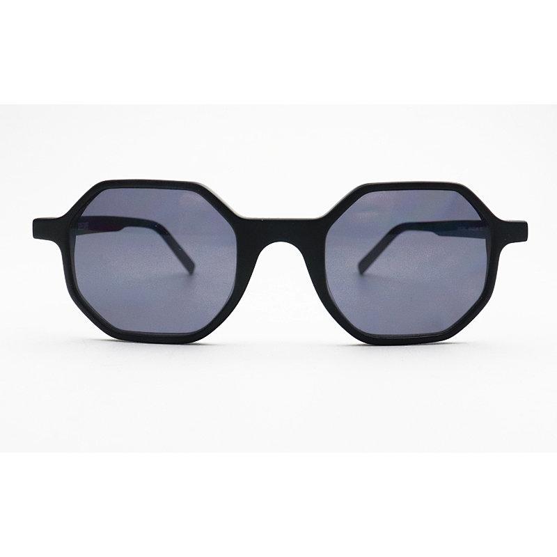 SSO085 Acetate Geo shape fashion Sunglasses