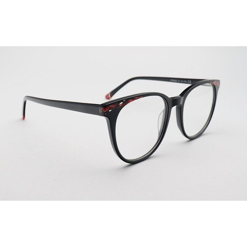 DTXP009 Cateye round shape lamination fashion acetate optical frame glasses