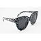 DTH5894 Cateye thick chunky fashion sunglasses
