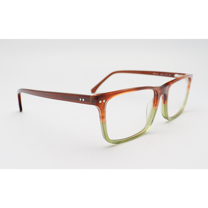 SSO061 Square shape acetate optical frame glasses
