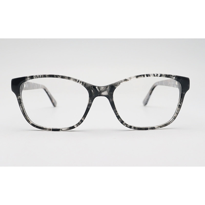 SSO033 Square shape acetate optical frame glasses
