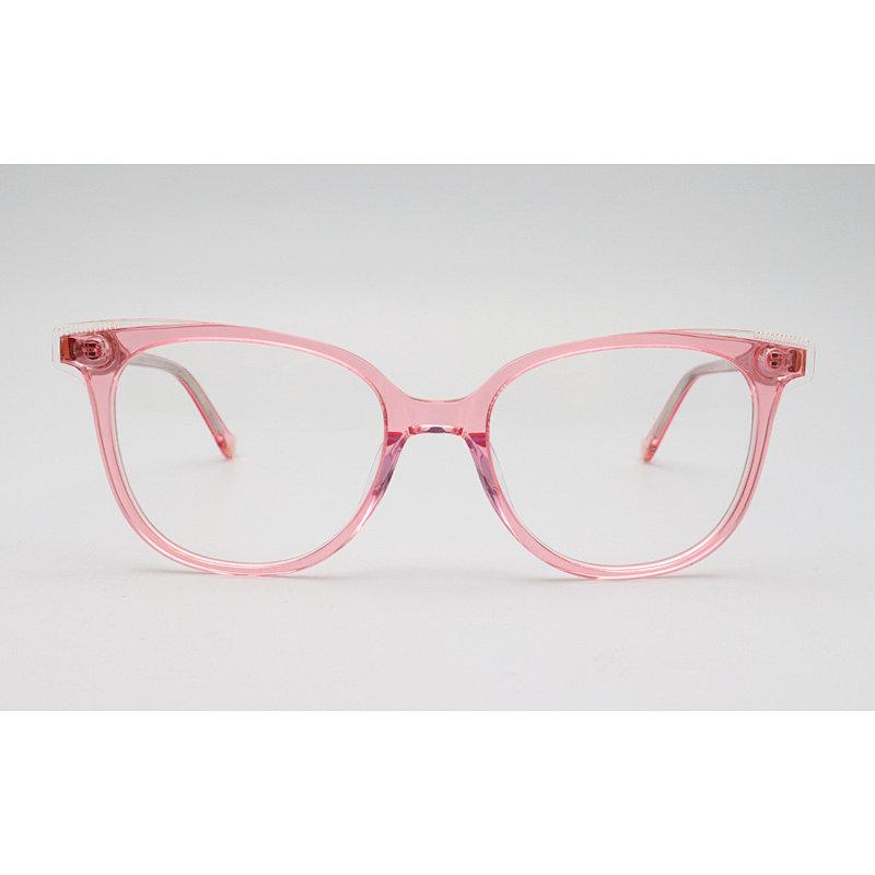 DTYN055 Cateye acetate optical frame glasses
