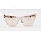 DTL6477 Cateye butterfly fashion sunglasses