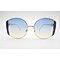 DTFJ2574 Round shape fashion sunglasses