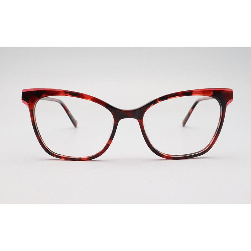 DTYN064 Cateye acetate optical frame glasses
