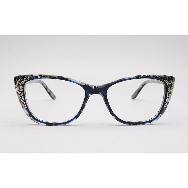 DTYN052 Cateye acetate optical frame glasses