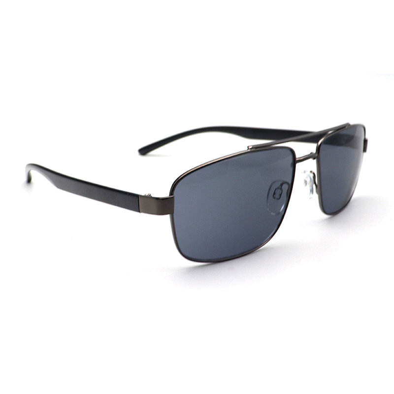 DTDM160 Aviator double bridge metal sunglasses