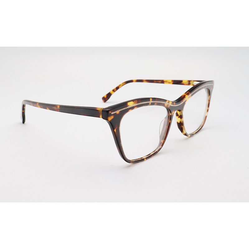 DTYN068 Cateye acetate optical frame glasses