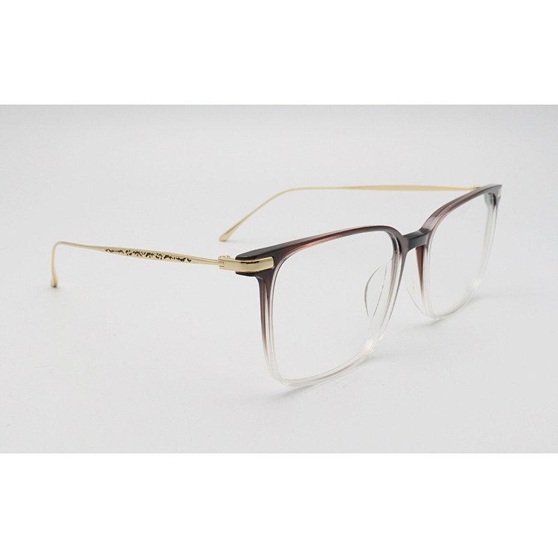 DTYN082 Square shape titanium optical frame glasses