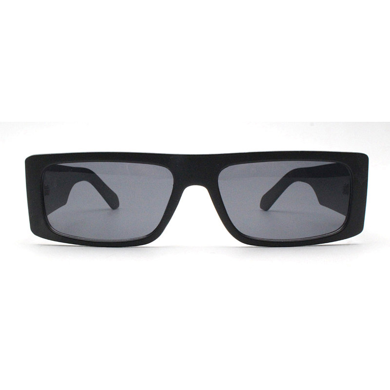 DTZ8041 Square shape flat top thick fashion sunglasses