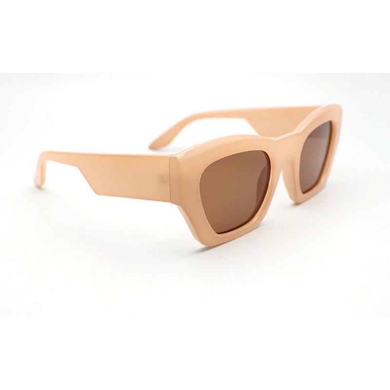 DTL1067 Cateye thick fashion sunglasses