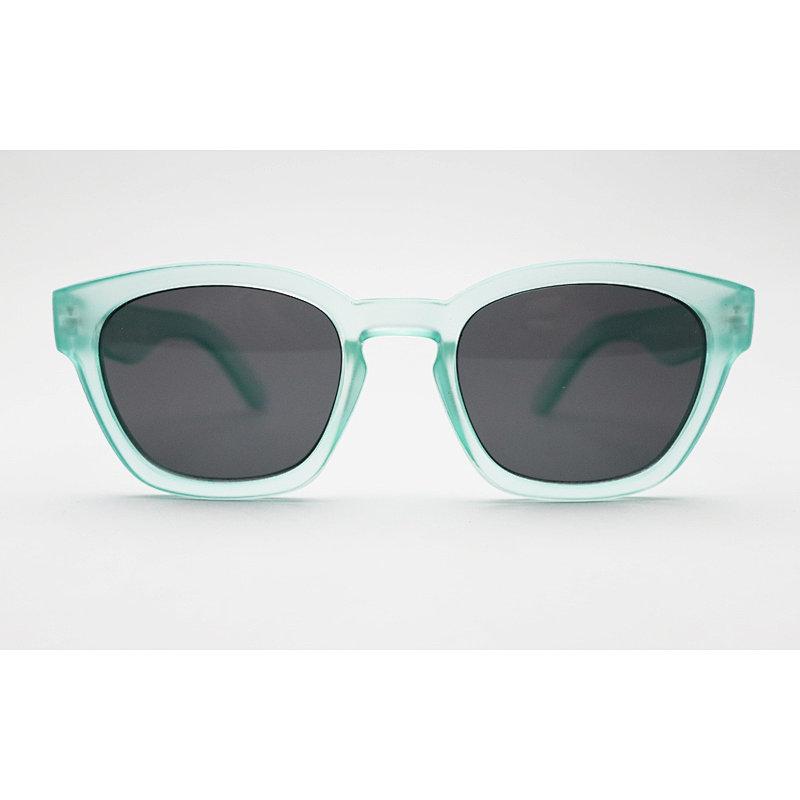 DTH18115 Cateye keyhole chunky fashion sunglasses