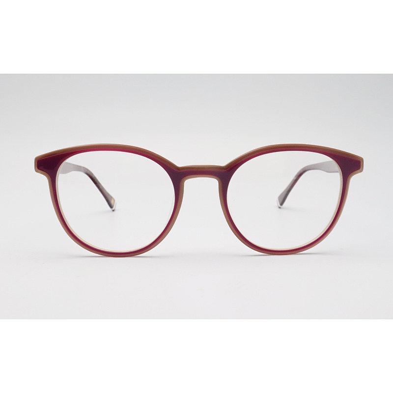 DTYN053 Round shape acetate optical frame glasses