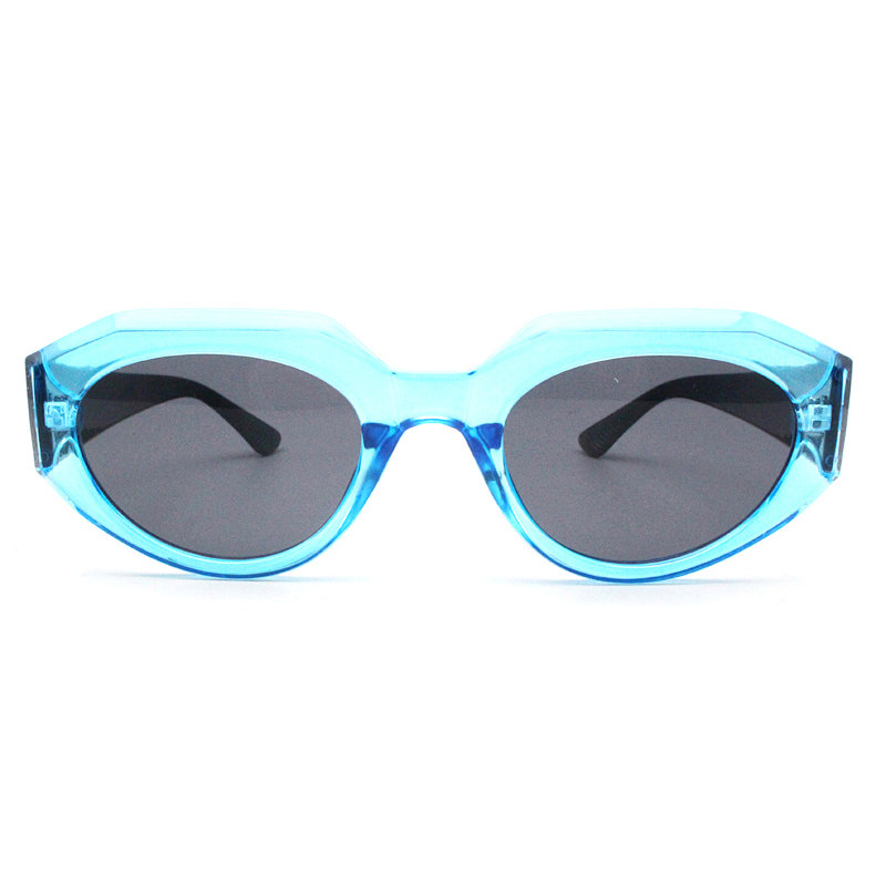 DTL1002 Round shape thick fashion Sunglasses