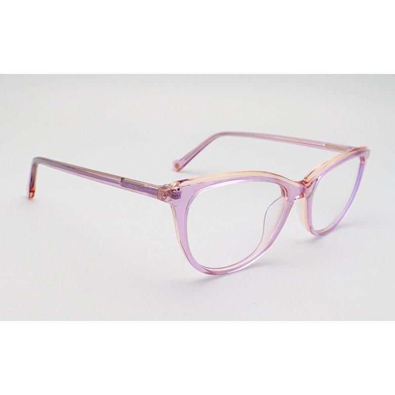 DTYN059 Cateye acetate optical frame glasses