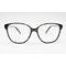 SSO042 Square shape acetate optical frame glasses