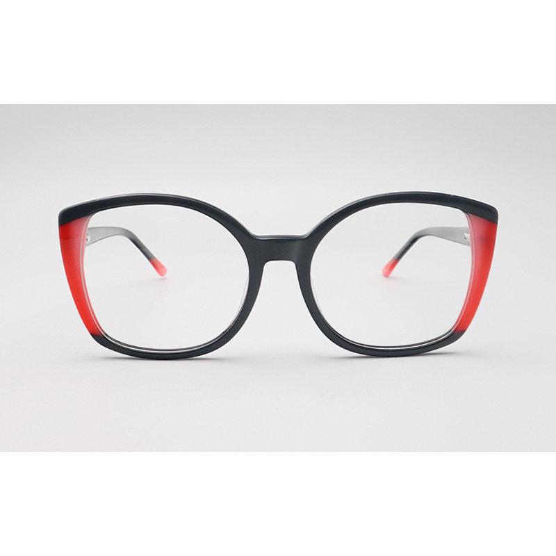 DTYN033 Cateye fashion acetate optical frame glasses