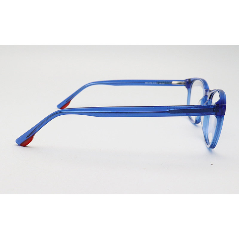 SSO076 Round shape acetate optical frame  glasses