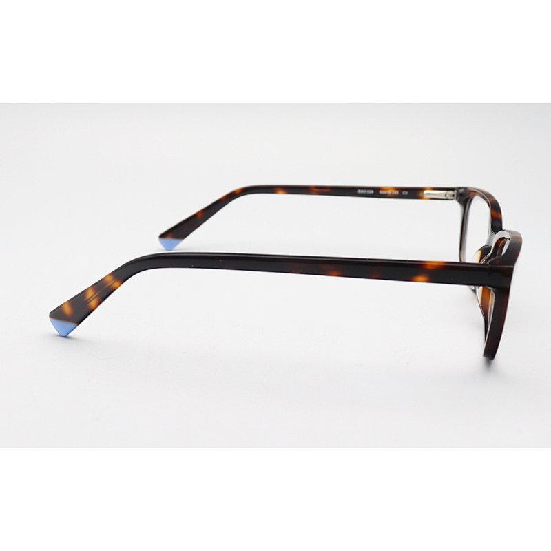 SSO028 Square shape acetate optical frame glasses