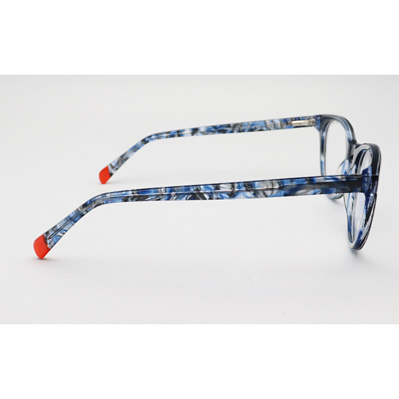 SSO056 Cateye acetate optical frame glasses