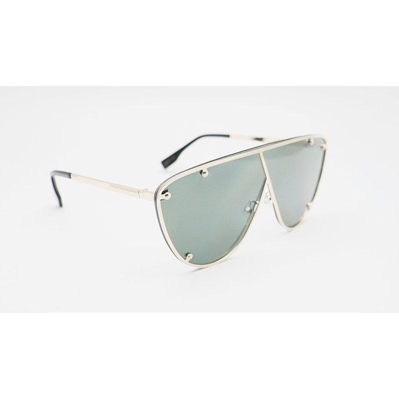 DTJH096 Flat top oversize shield fashion sunglasses