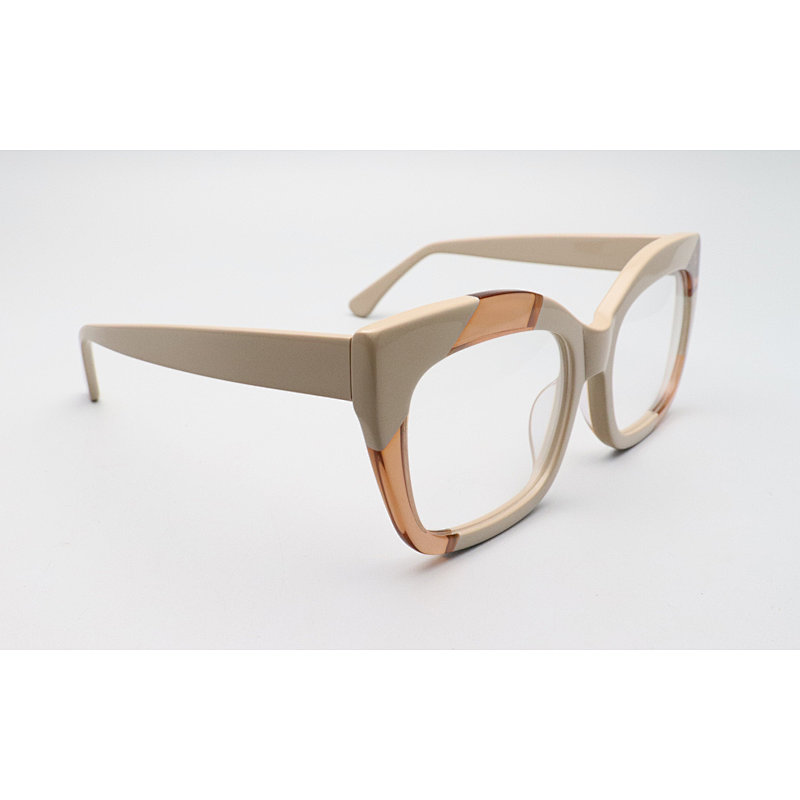 DTYN023 Square shape lamination  fashion acetate optical frame glasses