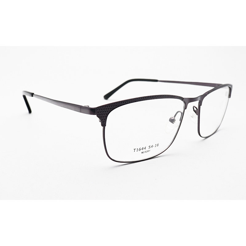 T1644 Metal Momery WOMAN Round optical