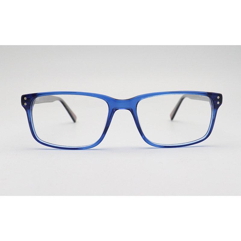 SSO064 Square shape acetate optical frame glasses