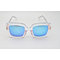 DTYN003 Square shape lamination  fashion  acetate optical frame glasses