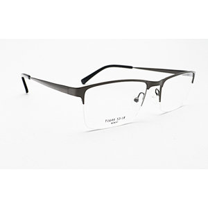 T1649 Metal Momery WOMAN Round optical